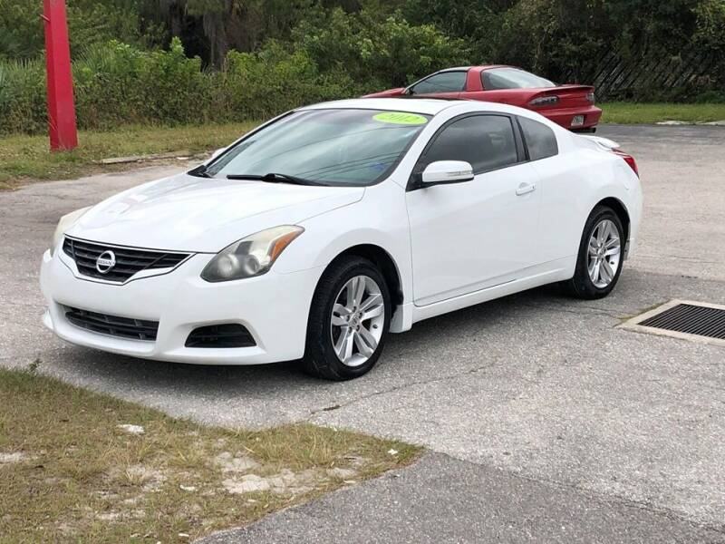 2012 Nissan Altima for sale at GENESIS AUTO SALES in Port Charlotte FL
