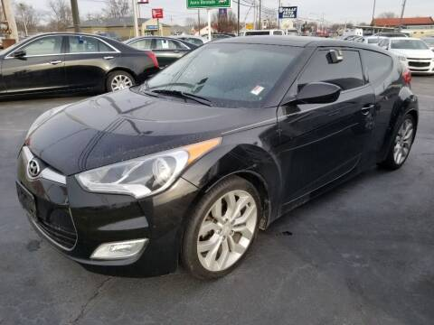2012 Hyundai Veloster for sale at Larry Schaaf Auto Sales in Saint Marys OH