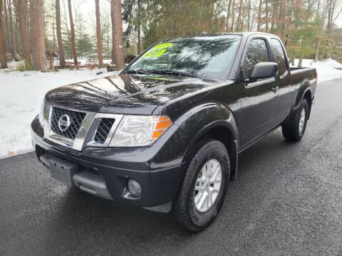 2018 Nissan Frontier for sale at Showcase Auto & Truck in Swansea MA