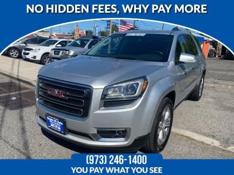 2014 GMC Acadia for sale at Route 46 Auto Sales Inc in Lodi NJ