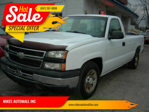 2007 Chevrolet Silverado 1500 Classic for sale at MIKES AUTOMALL INC in Ingleside IL