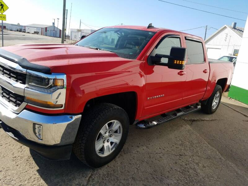2017 Chevrolet Silverado 1500 for sale at Select Auto Sales in Devils Lake ND