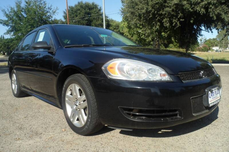 2012 Chevrolet Impala for sale at CAR PLUS in Modesto CA