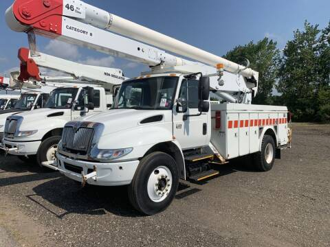 2004 International DuraStar 4400 for sale at Hawkins Motors Sales in Hillsdale MI