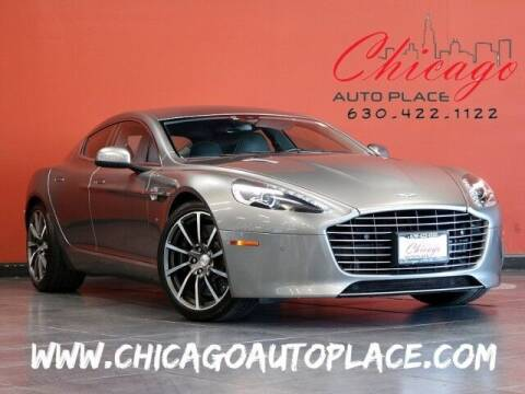 2017 Aston Martin Rapide S for sale at Chicago Auto Place in Bensenville IL