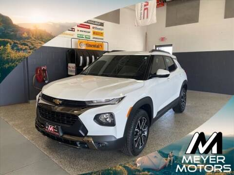 2021 Chevrolet TrailBlazer for sale at Meyer Motors in Plymouth WI