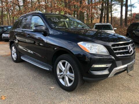 2013 Mercedes-Benz M-Class for sale at Top Line Import in Haverhill MA