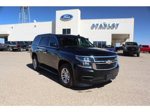 2015 Chevrolet Tahoe for sale at STANLEY FORD ANDREWS in Andrews TX