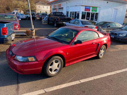 2003 Ford Mustang for sale at Vuolo Auto Sales in North Haven CT