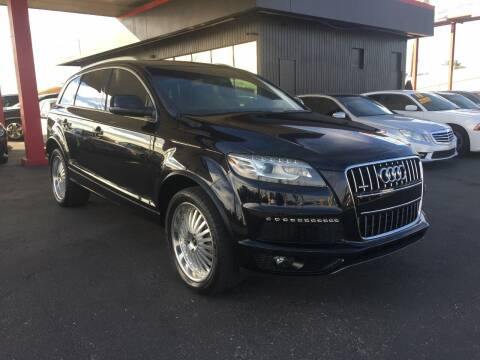 2012 Audi Q7 for sale at JQ Motorsports East in Tucson AZ