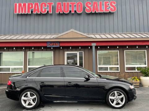 2010 Audi A4 for sale at Impact Auto Sales in Wenatchee WA