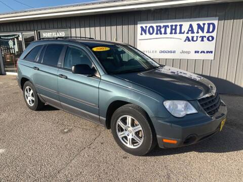 2007 Chrysler Pacifica for sale at Northland Auto in Humboldt IA