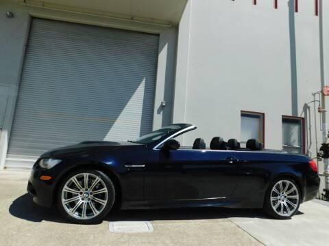 2011 BMW M3 for sale at Conti Auto Sales Inc in Burlingame CA