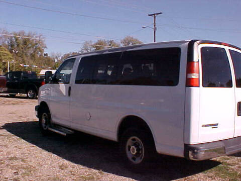 2007 Chevrolet Express Passenger for sale at Bates Auto & Truck Center in Zanesville OH