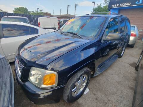 2003 GMC Envoy for sale at JIREH AUTO SALES in Chicago IL