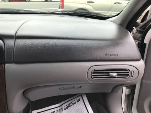 2002 Mercury Sable