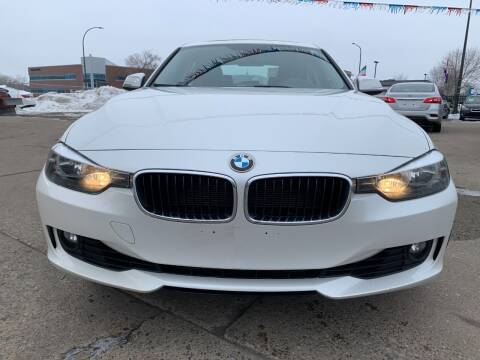2015 BMW 3 Series for sale at Minuteman Auto Sales in Saint Paul MN