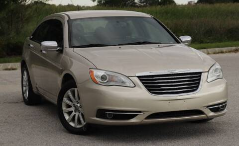 2013 Chrysler 200 for sale at Big O Auto LLC in Omaha NE