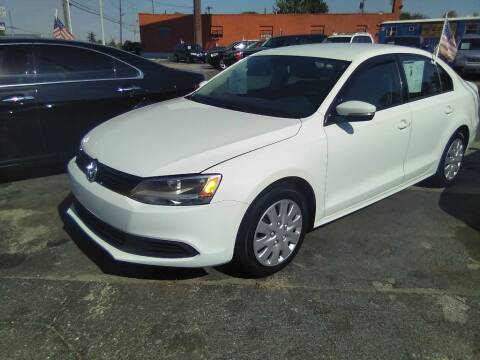 2014 Volkswagen Jetta for sale at Honest Abe Auto Sales 4 in Indianapolis IN