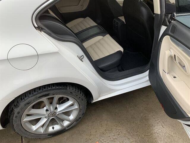 2010 Volkswagen CC Luxury 4dr Sedan - Chamberlain SD