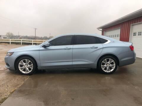 2014 Chevrolet Impala for sale at TnT Auto Plex in Platte SD