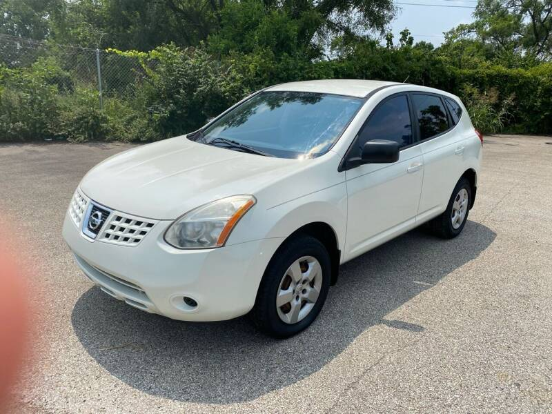 2008 Nissan Rogue for sale at Mr. Auto in Hamilton OH