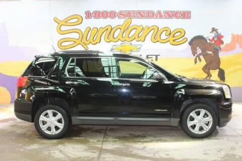 2017 GMC Terrain for sale at Sundance Chevrolet in Grand Ledge MI