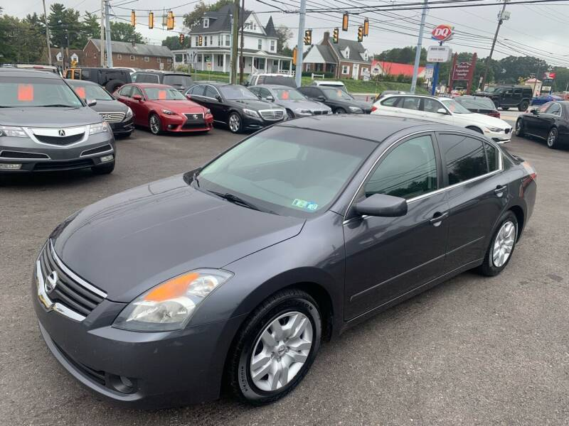 2009 Nissan Altima for sale at Masic Motors, Inc. in Harrisburg PA