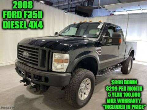 2008 Ford F-350 Super Duty for sale at D&D Auto Sales, LLC in Rowley MA