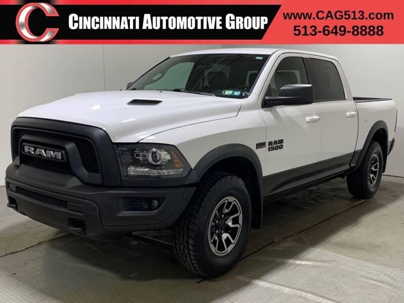 2016 RAM Ram Pickup 1500 for sale at Cincinnati Automotive Group in Lebanon OH