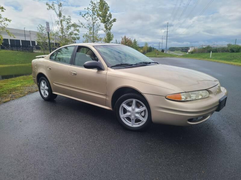 2003 Oldsmobile Alero for sale at Lexton Cars in Sterling VA