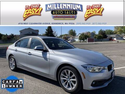 2018 BMW 3 Series for sale at Millennium Auto Sales in Kennewick WA