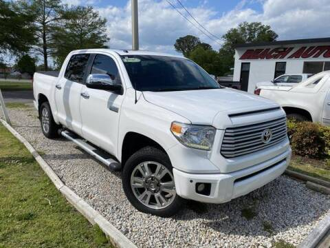 2016 Toyota Tundra for sale at Beach Auto Brokers in Norfolk VA