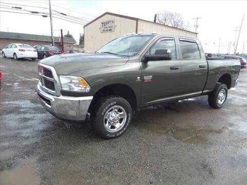 2012 RAM Ram Pickup 2500 for sale at Terrys Auto Sales in Somerset PA
