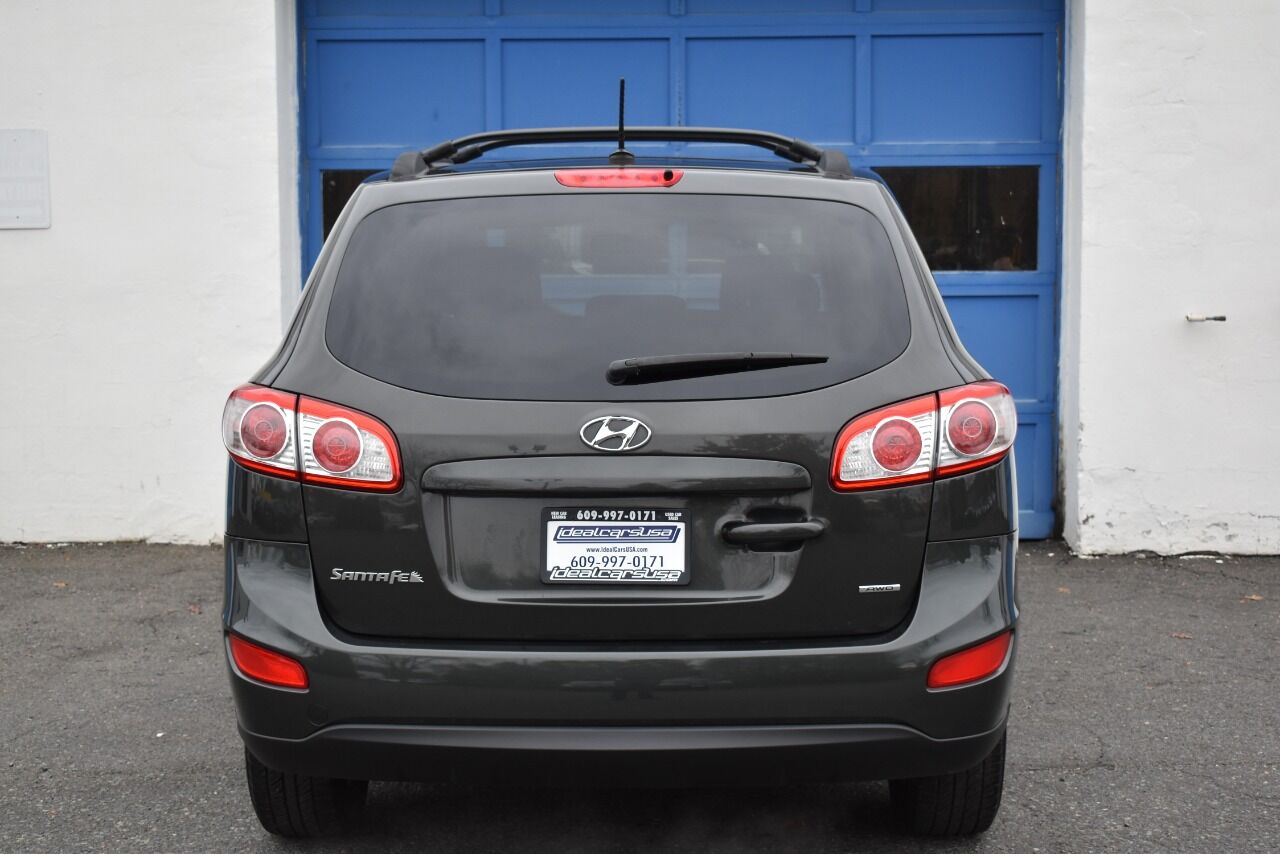 2012 Hyundai Santa Fe GLS AWD 4dr SUV (V6) full