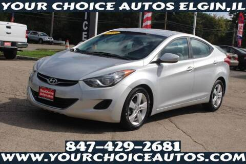 2013 Hyundai Elantra for sale at Your Choice Autos - Elgin in Elgin IL