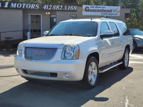 2012 GMC Yukon XL for sale at Ultra 1 Motors in Pittsburgh PA
