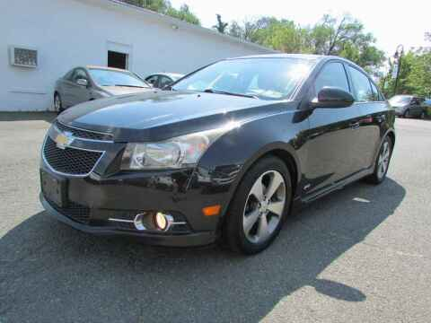 2011 Chevrolet Cruze for sale at Purcellville Motors in Purcellville VA