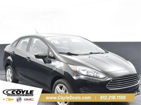 2019 Ford Fiesta for sale at COYLE GM - COYLE NISSAN - New Inventory in Clarksville IN