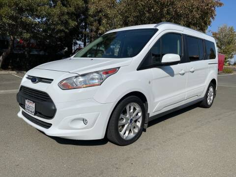 2016 Ford Transit Connect Wagon for sale at 707 Motors in Fairfield CA