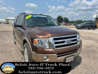 2011 Ford Expedition for sale at BELOIT AUTO & TRUCK PLAZA INC in Beloit KS