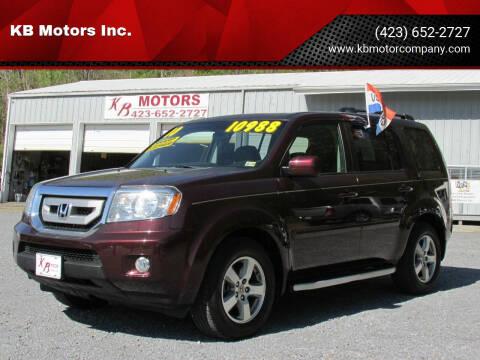 2010 Honda Pilot for sale at KB Motors Inc. in Bristol VA