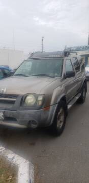 2004 Nissan Xterra for sale at CABO MOTORS in Chula Vista CA