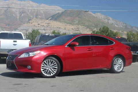 2013 Lexus ES 350 for sale at REVOLUTIONARY AUTO in Lindon UT