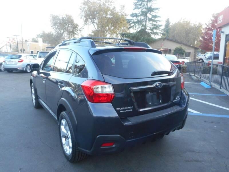 2014 Subaru XV Crosstrek AWD 2.0i Limited 4dr Crossover - Roseville CA