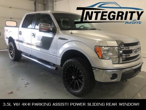 2014 Ford F-150 for sale at Integrity Motors, Inc. in Fond Du Lac WI