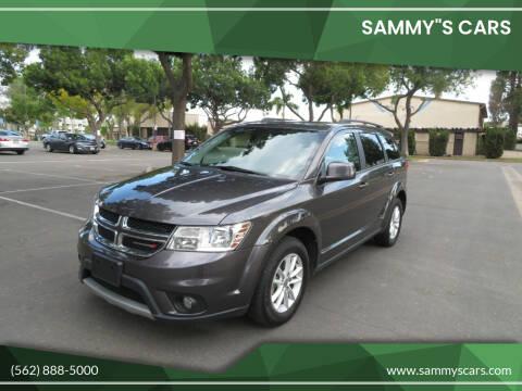 "2016 Dodge Journey for sale at SAMMY""S CARS in Bellflower CA"