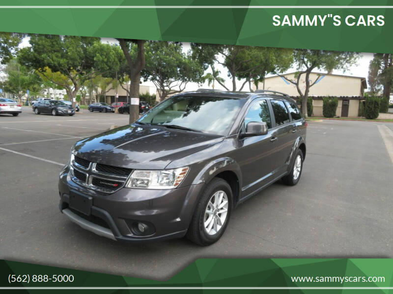"2016 Dodge Journey for sale at SAMMY""S CARS in Bellflower CA"