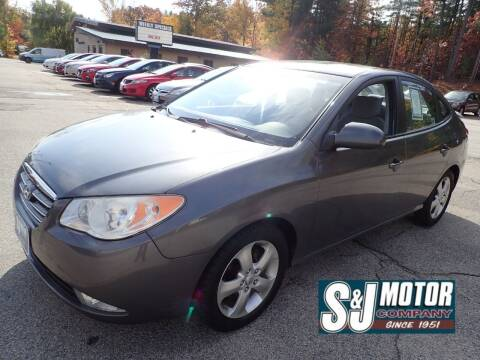 2008 Hyundai Elantra for sale at S & J Motor Co Inc. in Merrimack NH