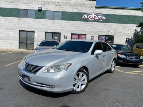 2007 Lexus ES 350 for sale at All-Star Auto Brokers in Layton UT